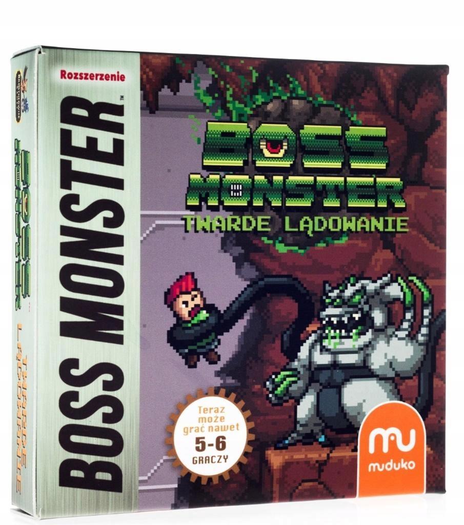 Boss Monster Twarde lądowanie Muduko