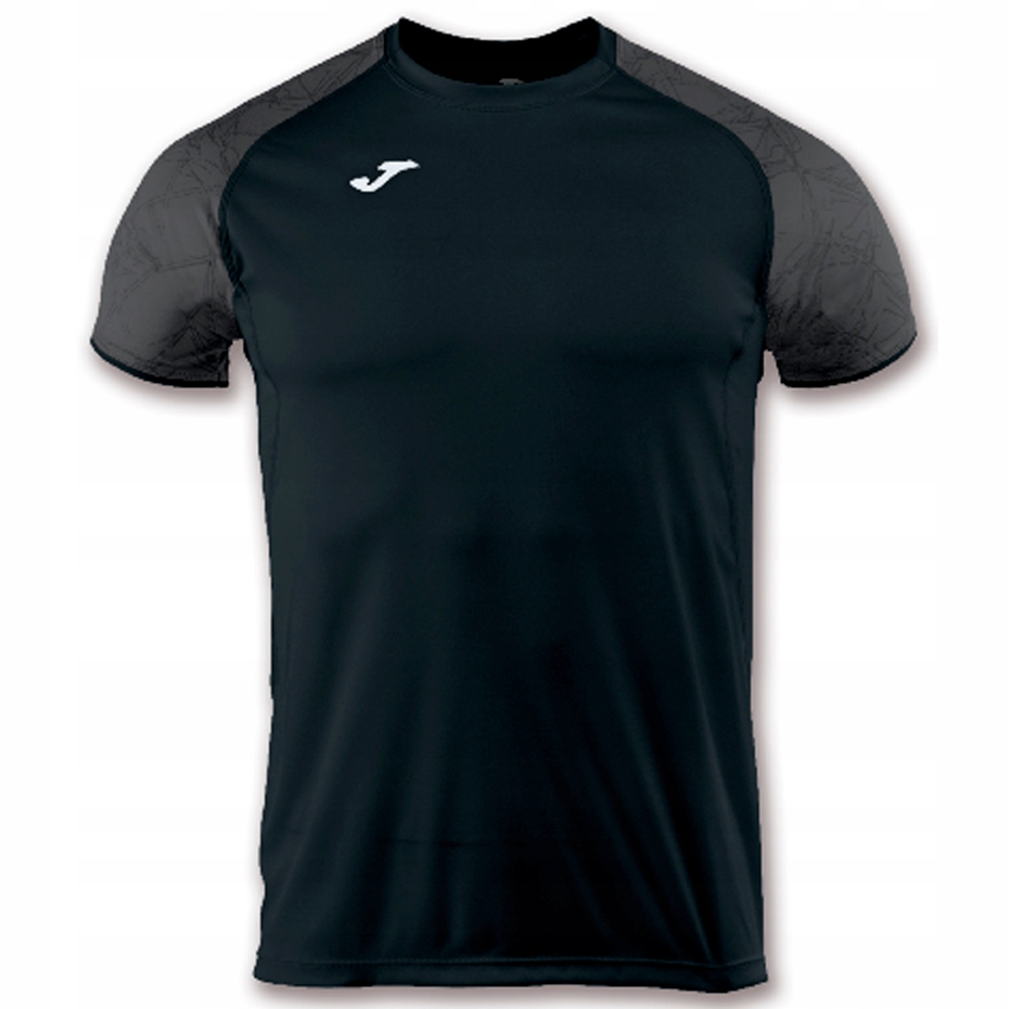 Koszulka Joma Record III czarna S/S 10073.100 XL
