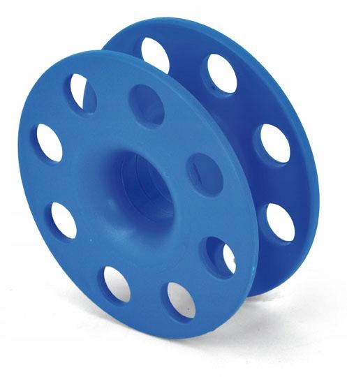 BESTDIVERS Szpula na palec niebieska