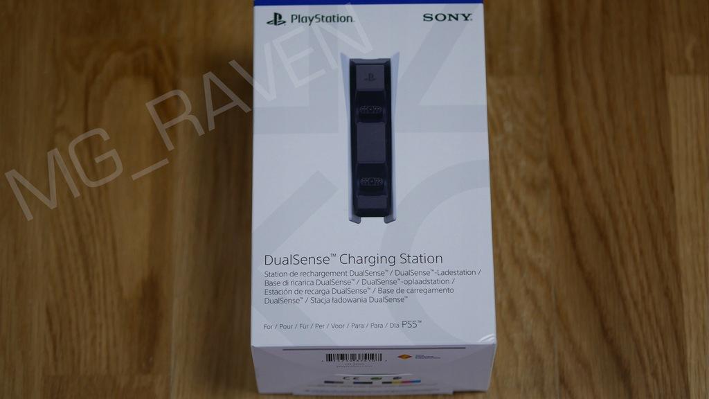 PlayStation 5 Charging Station Stacja Ładowania