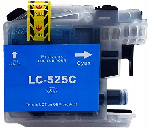 1x Tusz do LC525 Brother MFC-J200 DCP-J105 J100 C