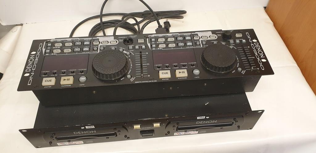 Odtwarzacz CD/MP3 Denon DN-D6000