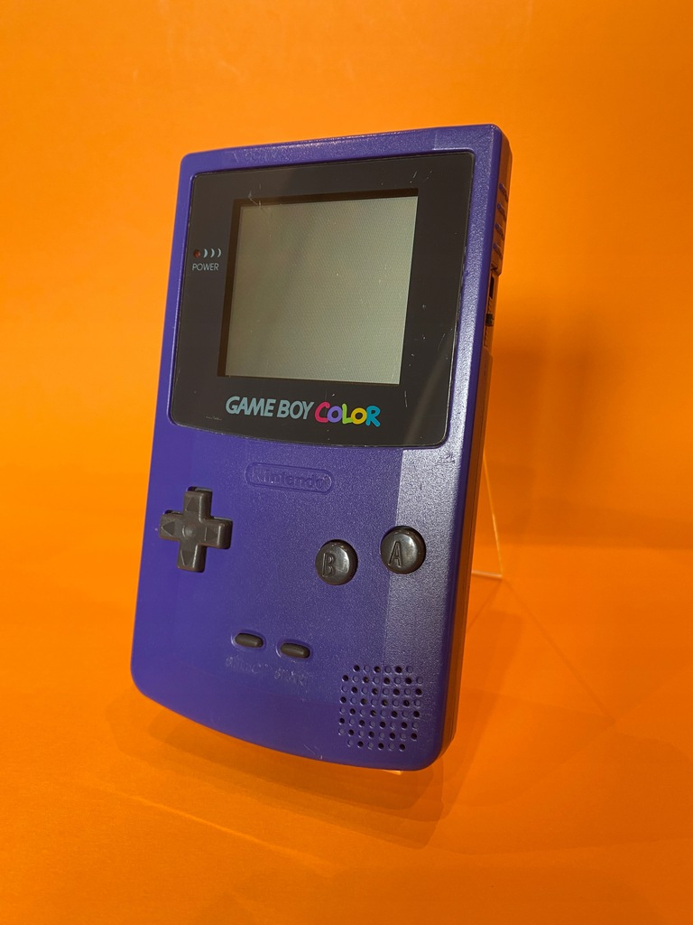 Game Boy COLOR oryginalne NINTENDO