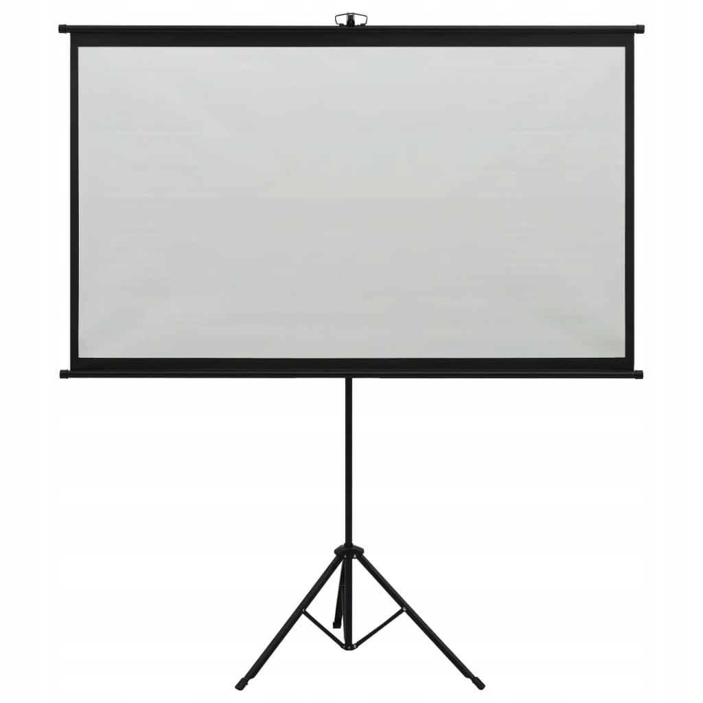 Ekran projekcyjny ze stojakiem, 50'', 4:3