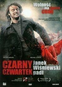 CZARNY CZWARTEK DVD, ANTONI KRAUZE