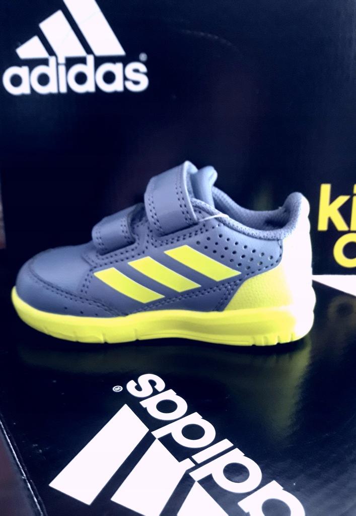 Buty dziecięce ADIDAS AltaSport CF I AC7048 23,5