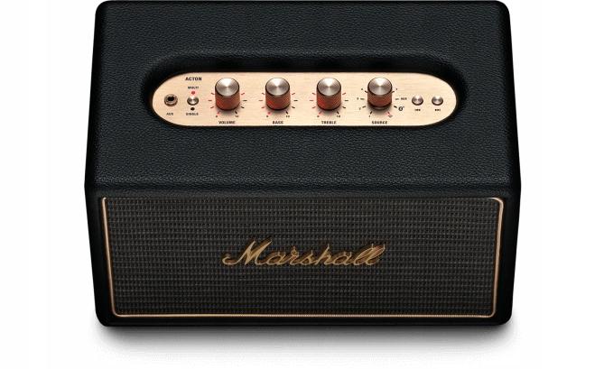 Marshall Acton Multi Room Black - głośnik stereo