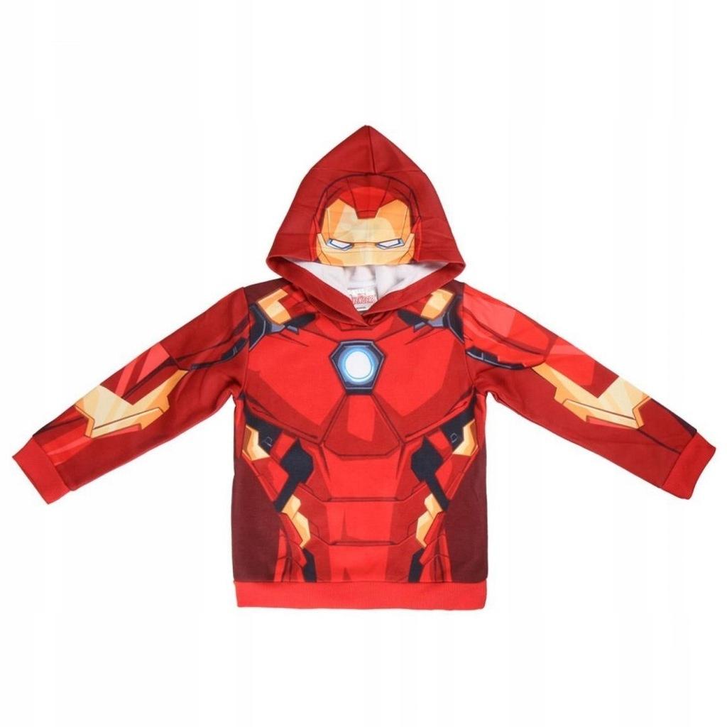 Bluza z kapturem Avengers : Rozmiar: - 128