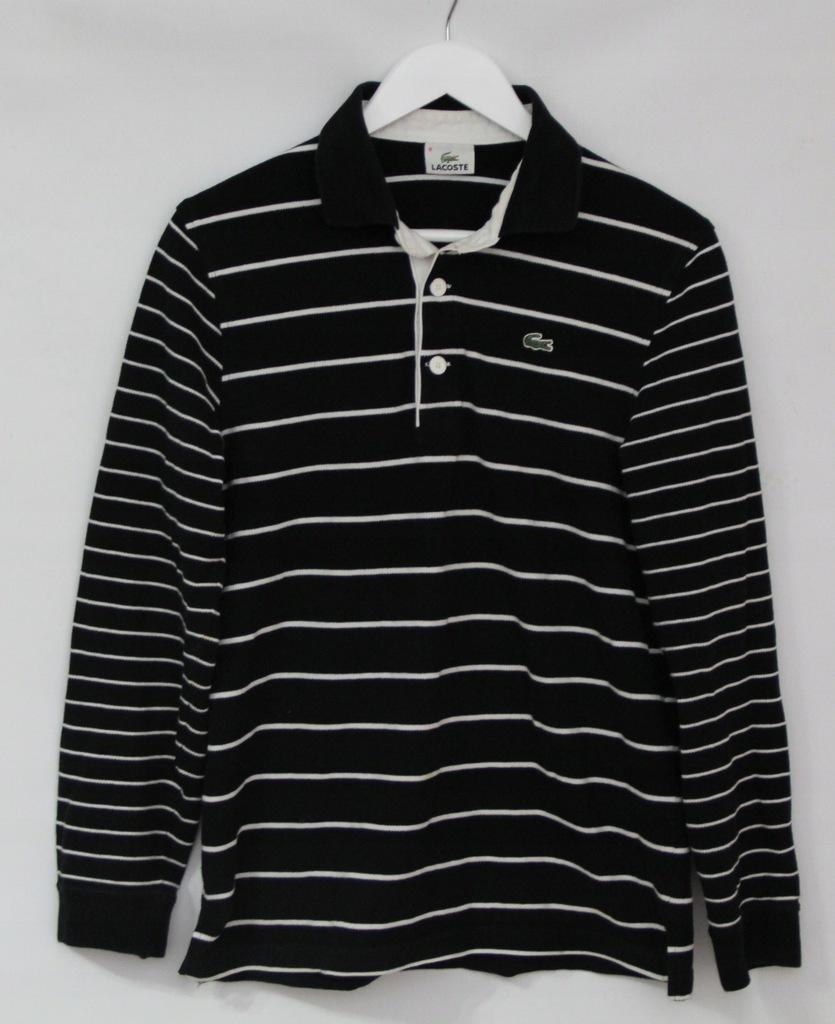 Męska Koszulka Polo z długim rękawem LACOSTE _M_