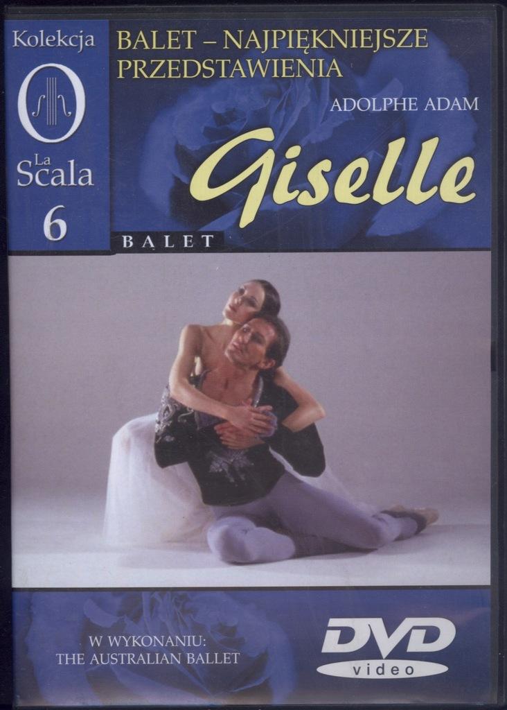 DVD. Kolekcja La Scala: balet 06 - Giselle