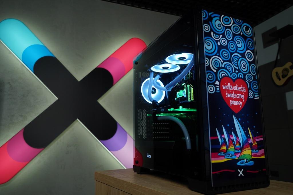 Unikatowy gamingowy desktop CUSTOM G4M3R od x-komu