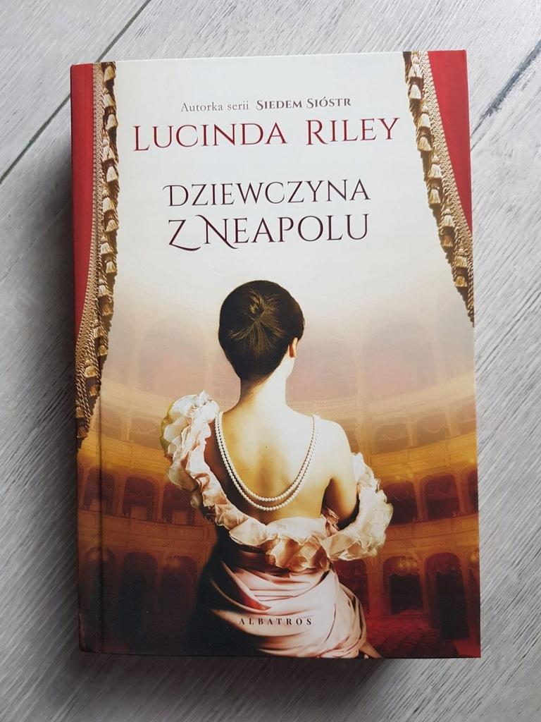 Książka Dziewczyna z Neapolu - Lucinda Riley NOWA