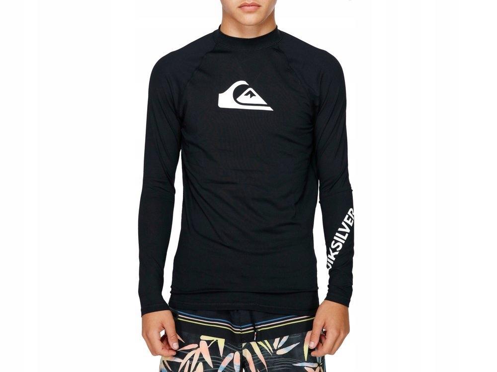 Elastyczna Koszulka Męska do wody Quiksilver Sun S