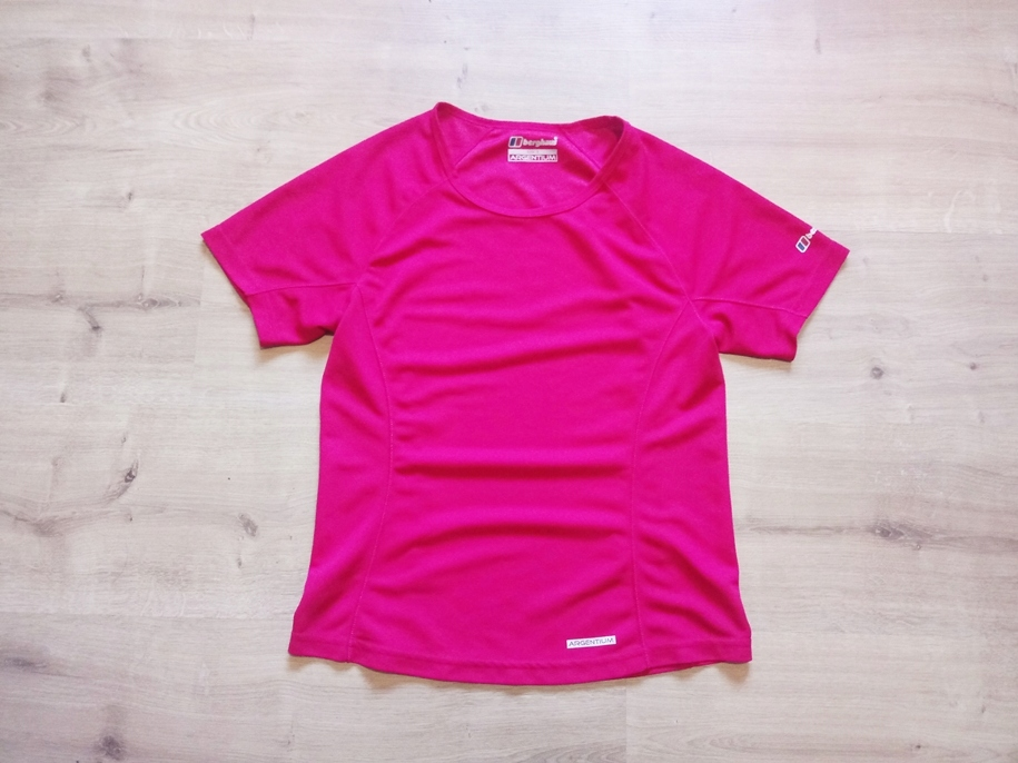 Berghaus Argentium damska koszulka turystyczna - 8