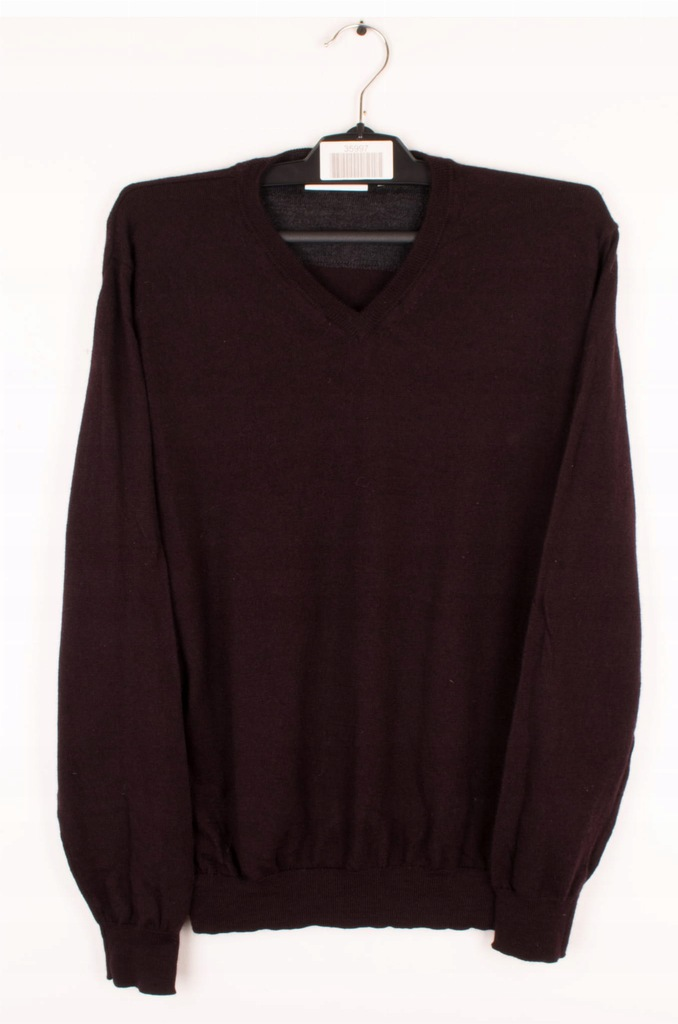 Calvin Klein Sweter Męski Merino Wool L SWT7