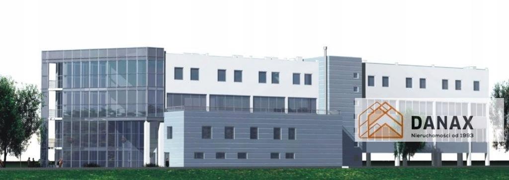 Biuro, Kraków, Podgórze, Podgórze Stare, 847 m²