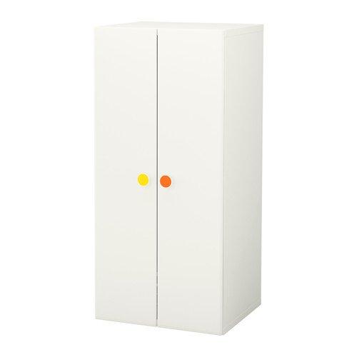 IKEA biała szafa 60x50x128cm  STUVA FOLJA kurier24