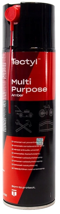 VALVOLINE TECTYL MULTIPURPOSE AMBER 500ML