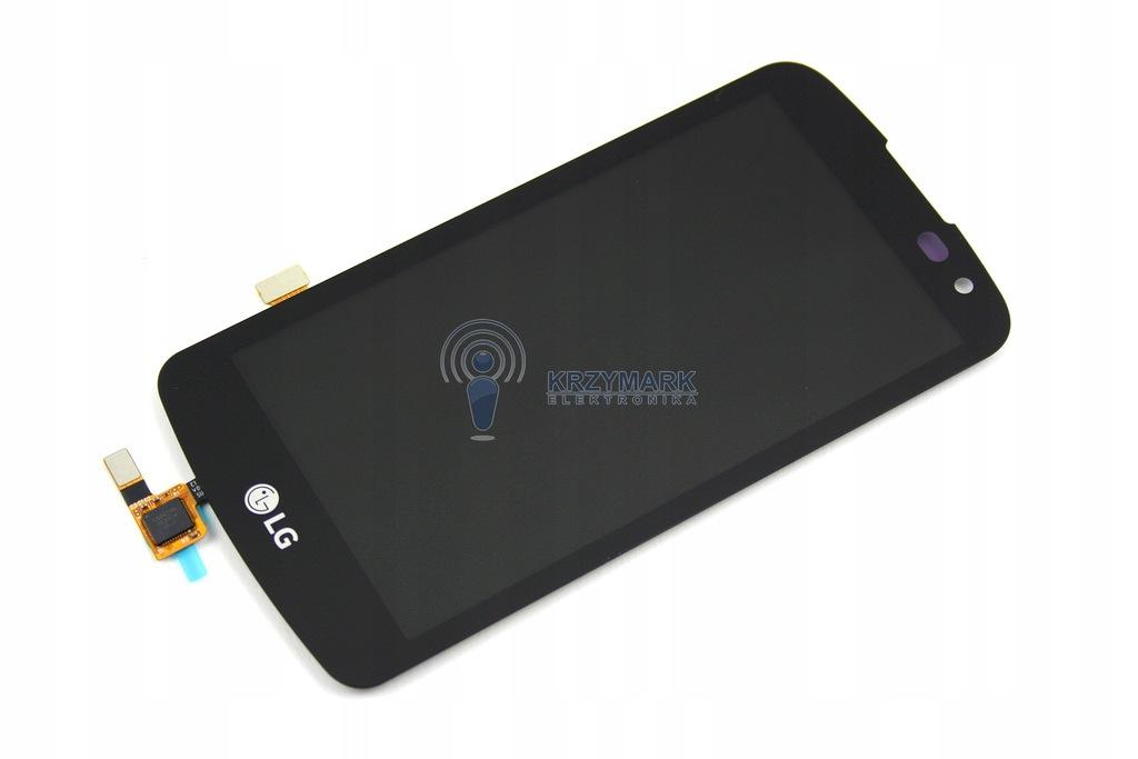 LCD WYŚWIETLACZ DIGITIZER LG K3 CZARNY LS450 NOWY