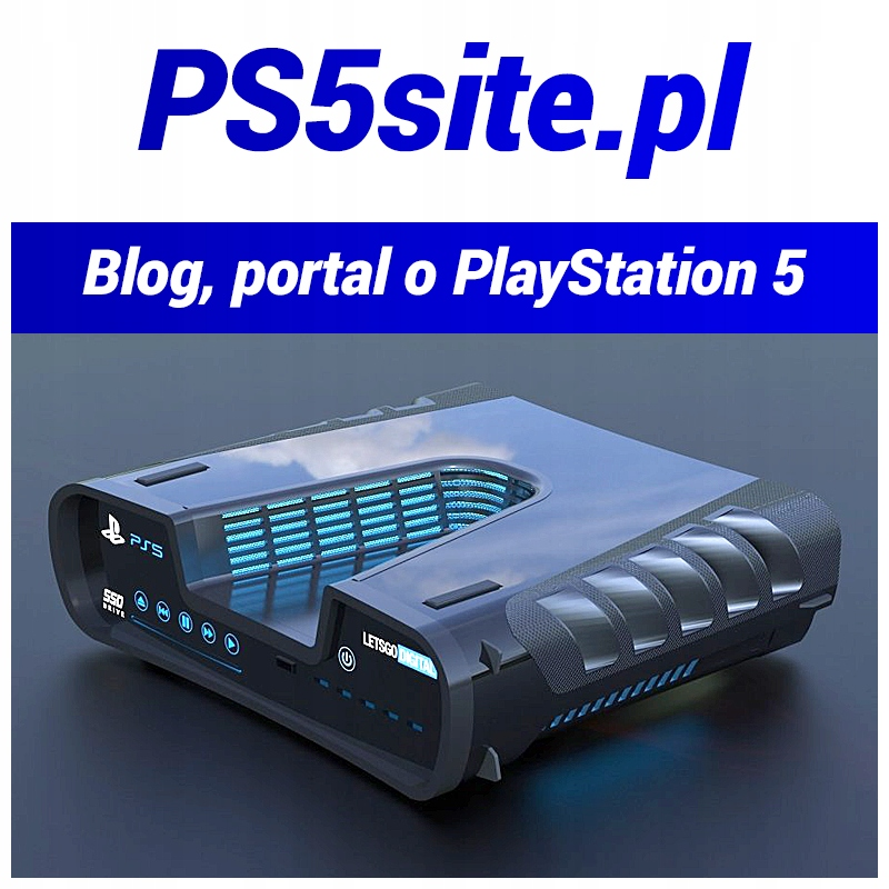 PS5site.pl Sony PlayStation 5 portal o grach PS5