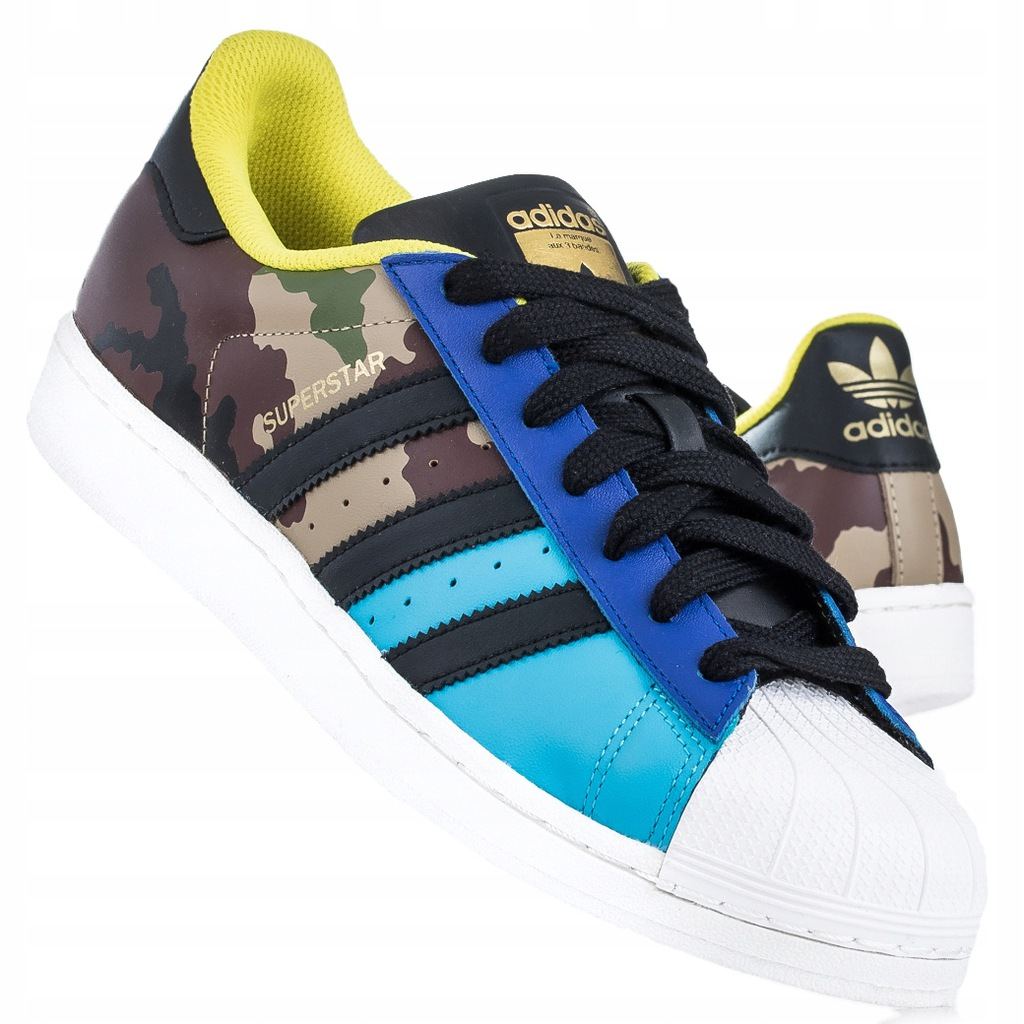 Buty męskie Adidas Superstar Oddity Pack S82757