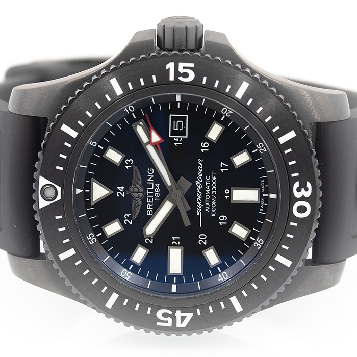 BREITLING SUPEROCEAN 44 SPECIAL BLACK PVD NOWY