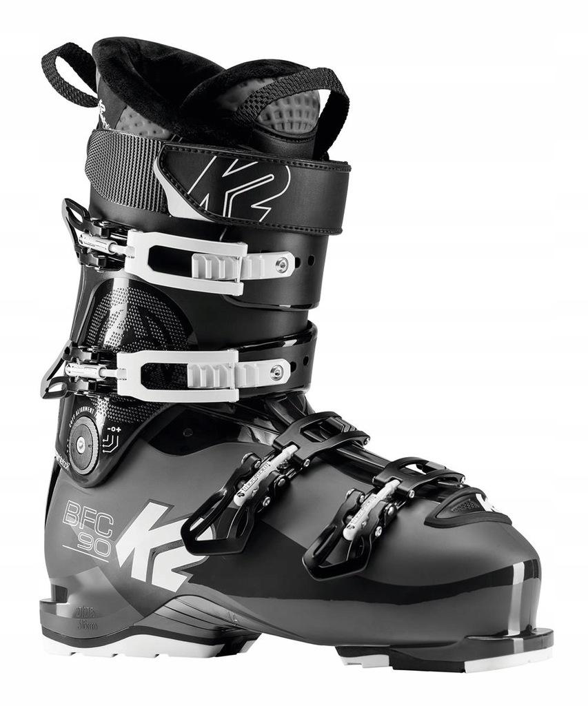Buty narciarskie K2 B.F.C. 90 GripWalk Czarny 30/3