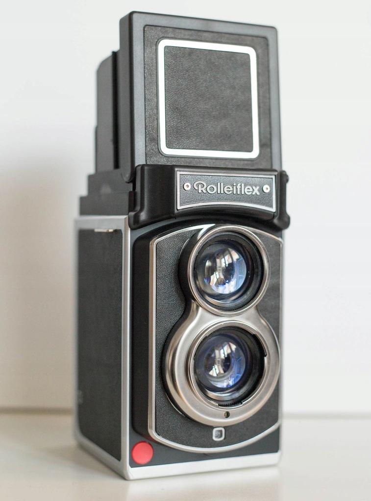 Rollei Instantflex ROLLEIFLEX INSTAX TL70 TLR
