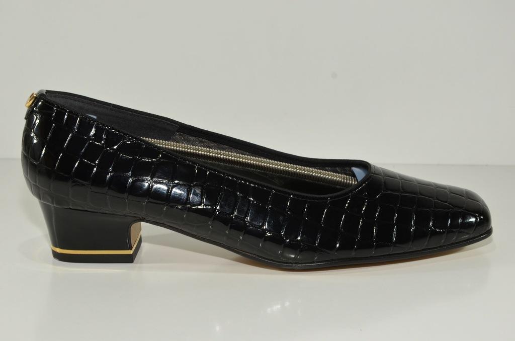 Ara 12 35850 01H sandały czółenka damskie czarne
