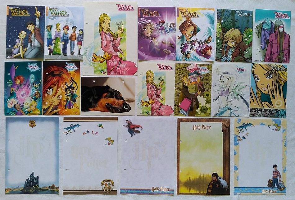 Karteczki Do Segregatora 7498402667 Oficjalne Archiwum Allegro