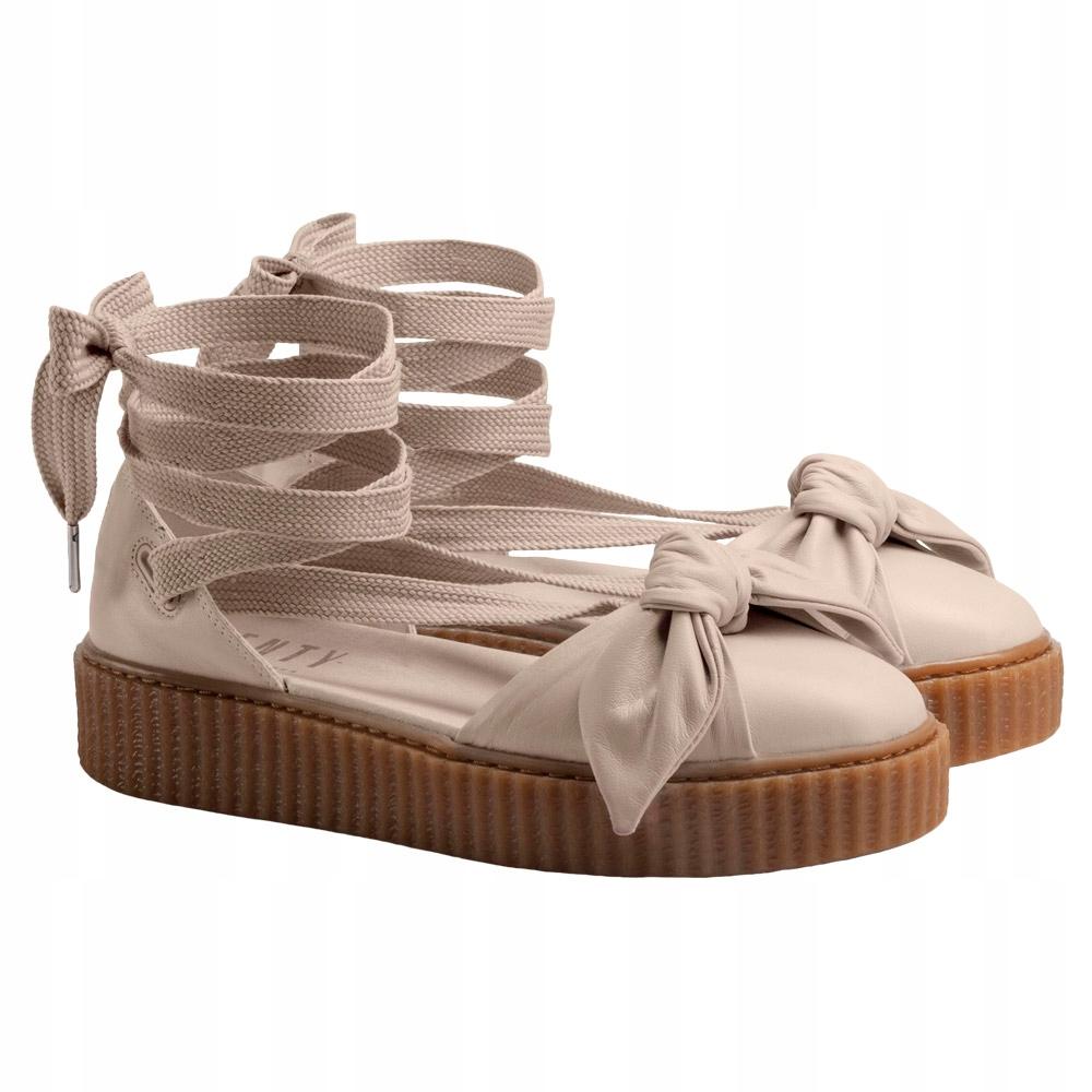 Sandały Puma x Fenty Rihanna damskie skórzane 39