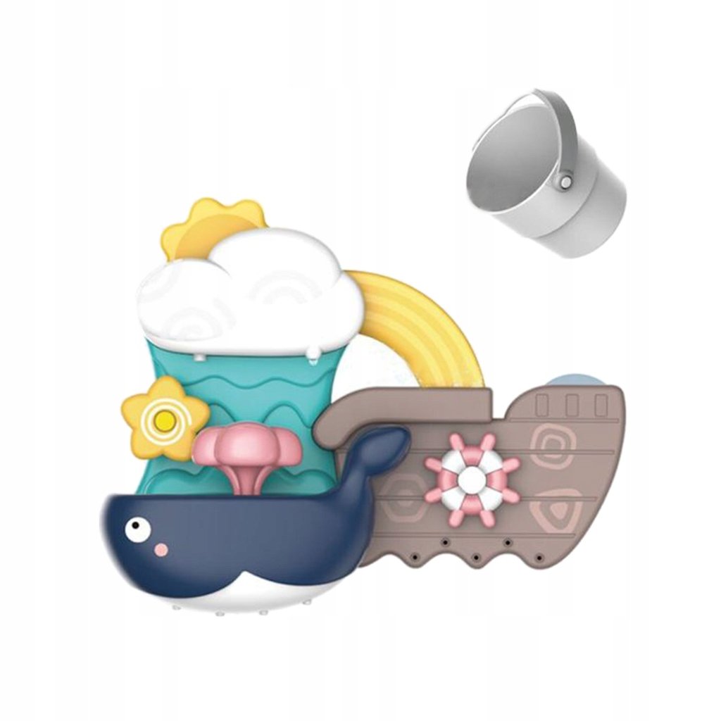 Zabawki do kąpieli dla niemowląt