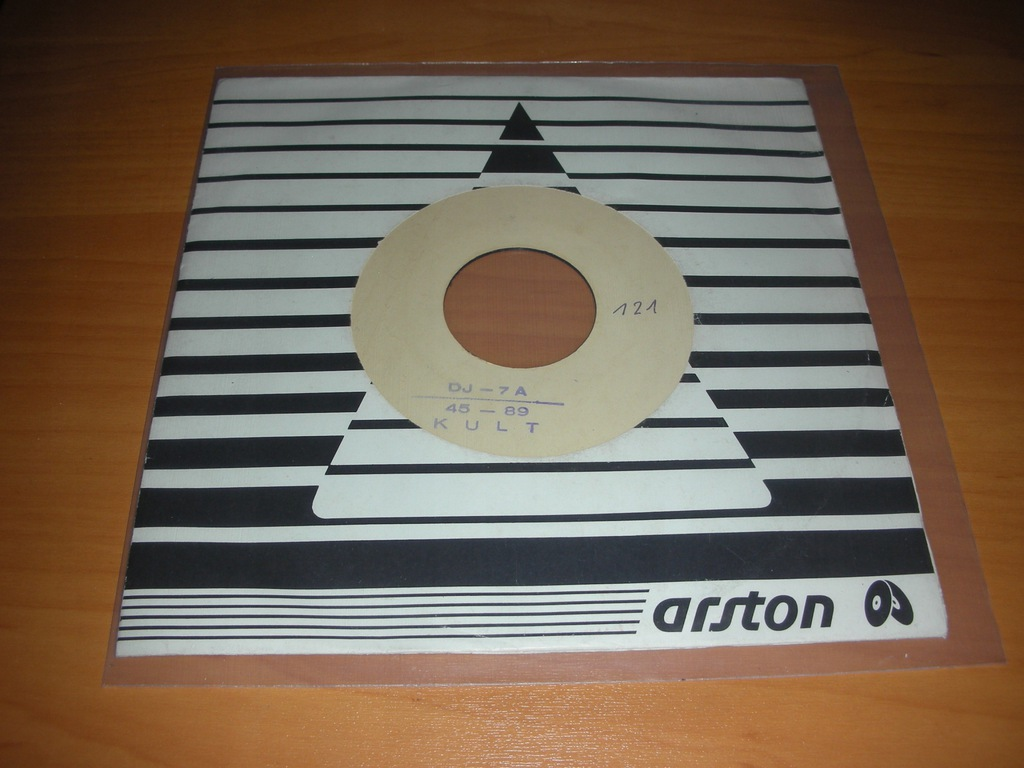 kult-45-89-singiel-biały kruk-arston