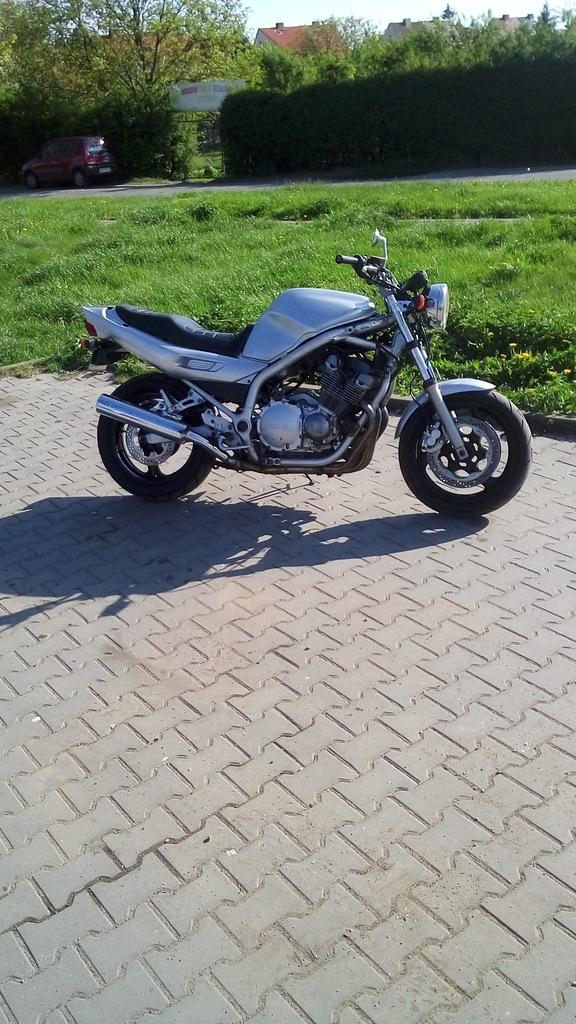 Yamaha Xj 900 Diversion Naked Bike 7321681871 Oficjalne Archiwum Allegro