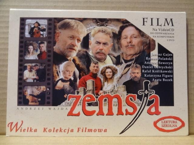 VCD Zemsta
