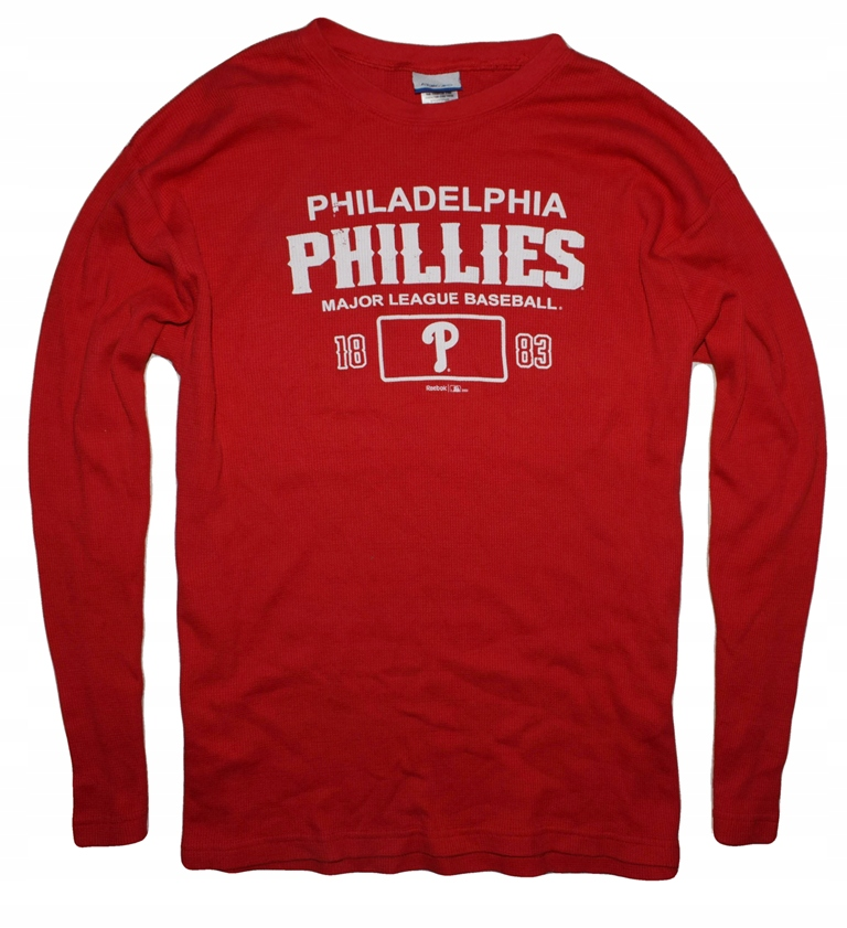 Reebok Phillies Basebal bluza bejsbolowa