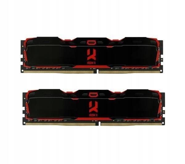GOODRAM DDR4 IRDM X 16/2666 (2*8GB) 16-18-18 Czarn