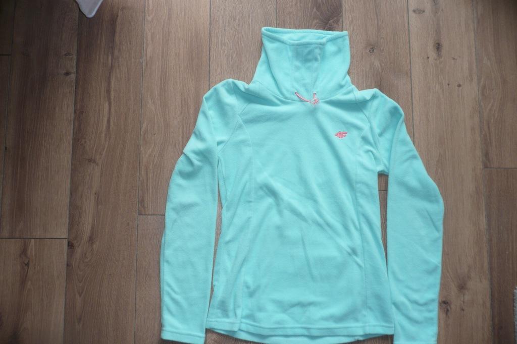 4F, Młodzieżowa dziewczęca Bluza polarowa Rozm. XS