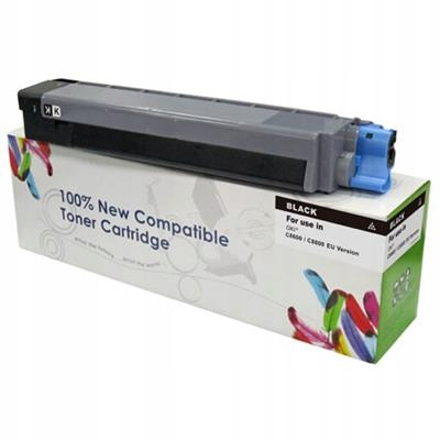 Toner Cartridge Web Black OKI MC860 zamiennik 4405