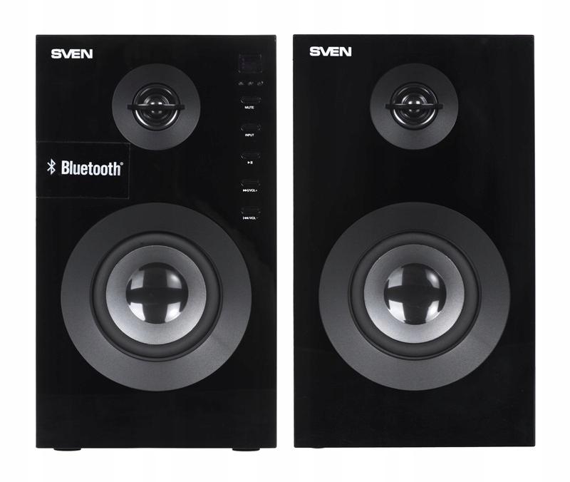 Głośniki dwudrożne SVEN SPS-615 20W bluetooth, USB
