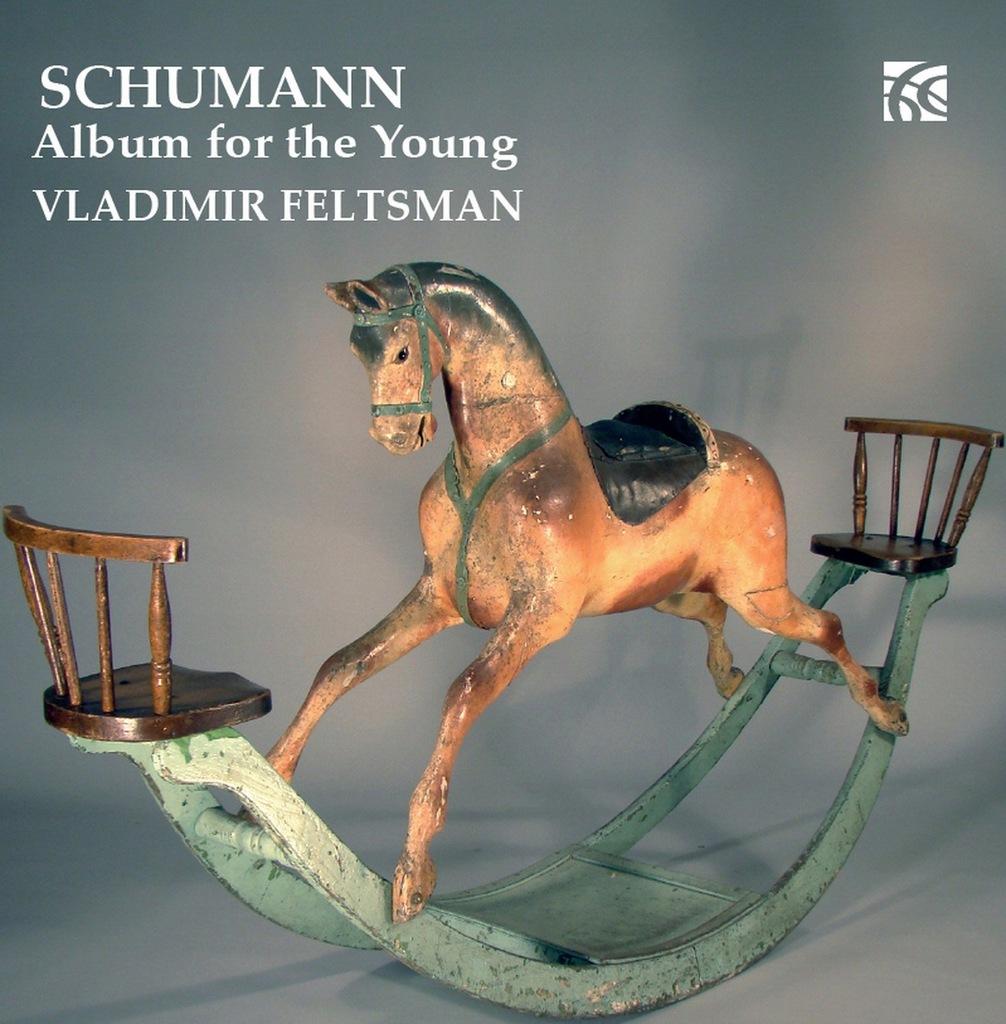 Vladimir Feltsman (piano) - Robert Schumann Album