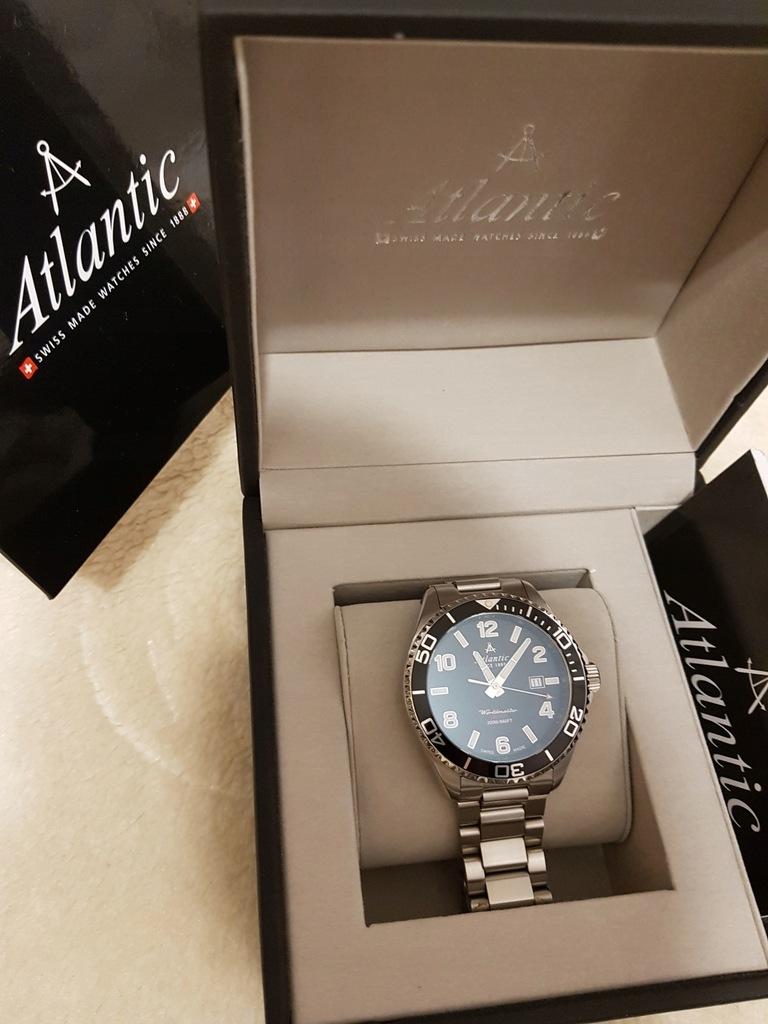 Atlantic Worldmaster Diver 55375.47.65S
