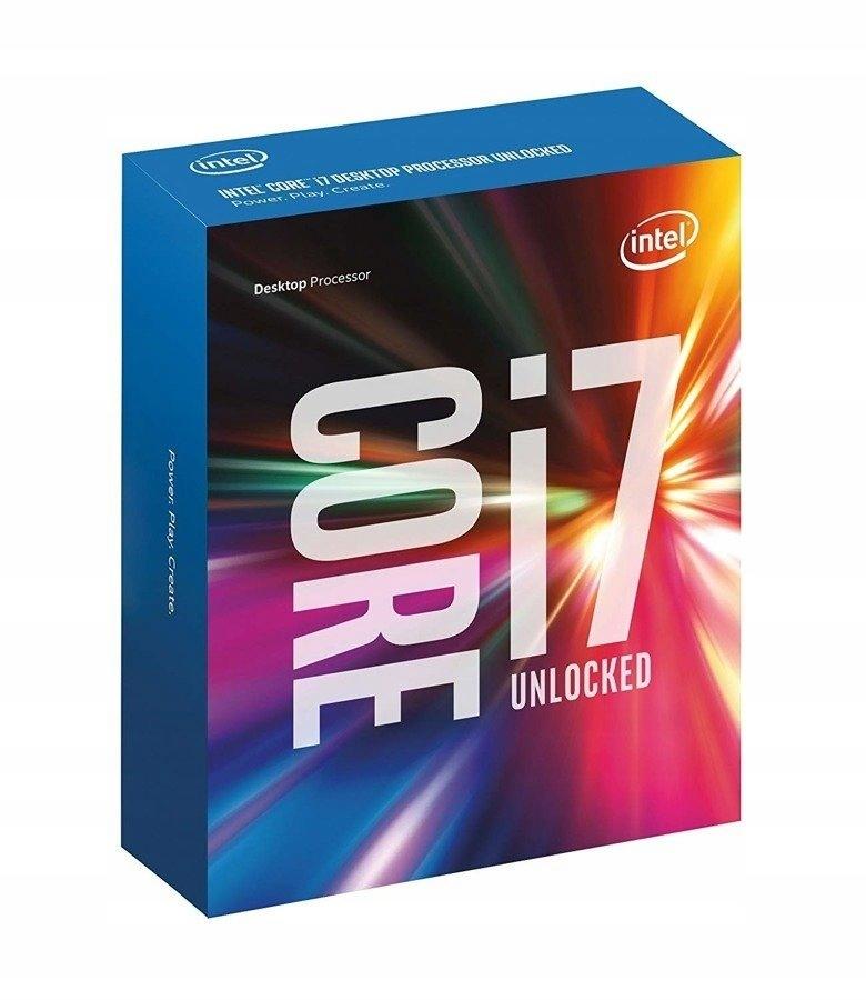 Intel i7-6850K Socket 2011-3 Box BX80671I76850K