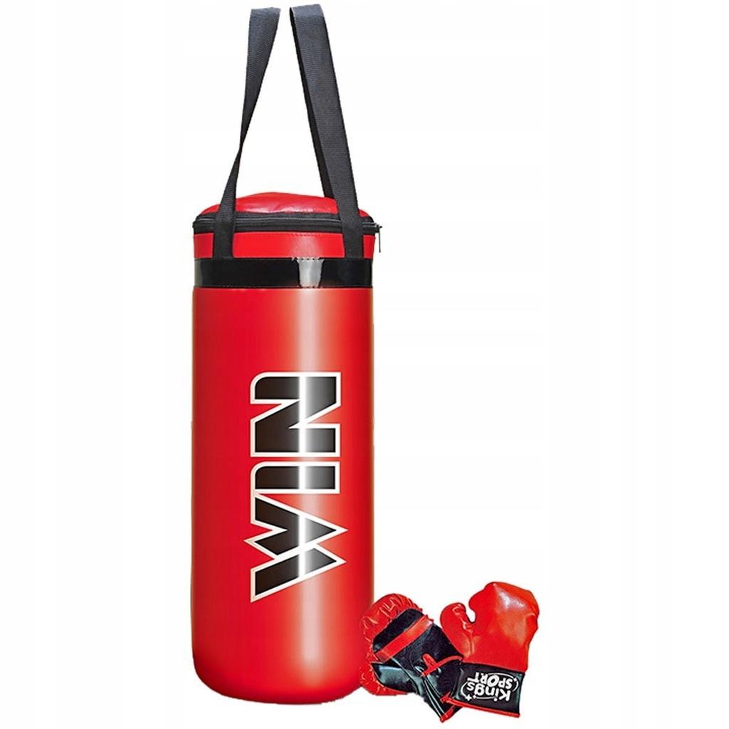 Zestaw bokserski junior Enero worek 22,5x15x38,5cm