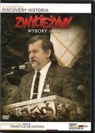 ZWYCIĘŻYMY WYBORY 1989 DVD NOWA FOLIA