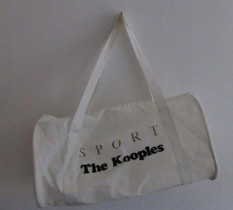 Torba sportowa The Kooples Super !