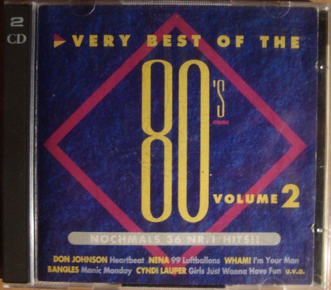 Very Best of the 80's VOL.2