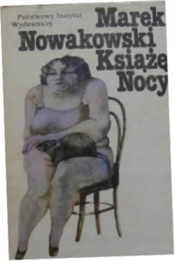 Książę Nocy - Marek Nowakowski