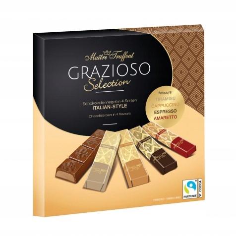 Grazioso Selection Mieszanka czekoladek 200 g