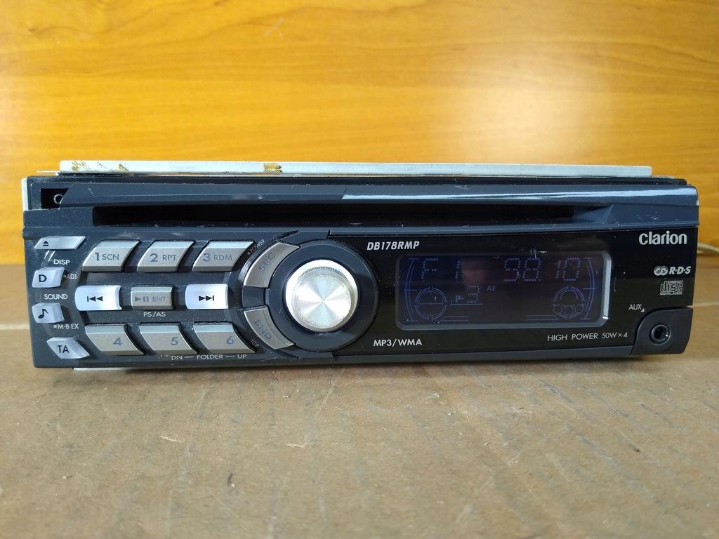 RADIO CD MP3 CLARION DB178RMP